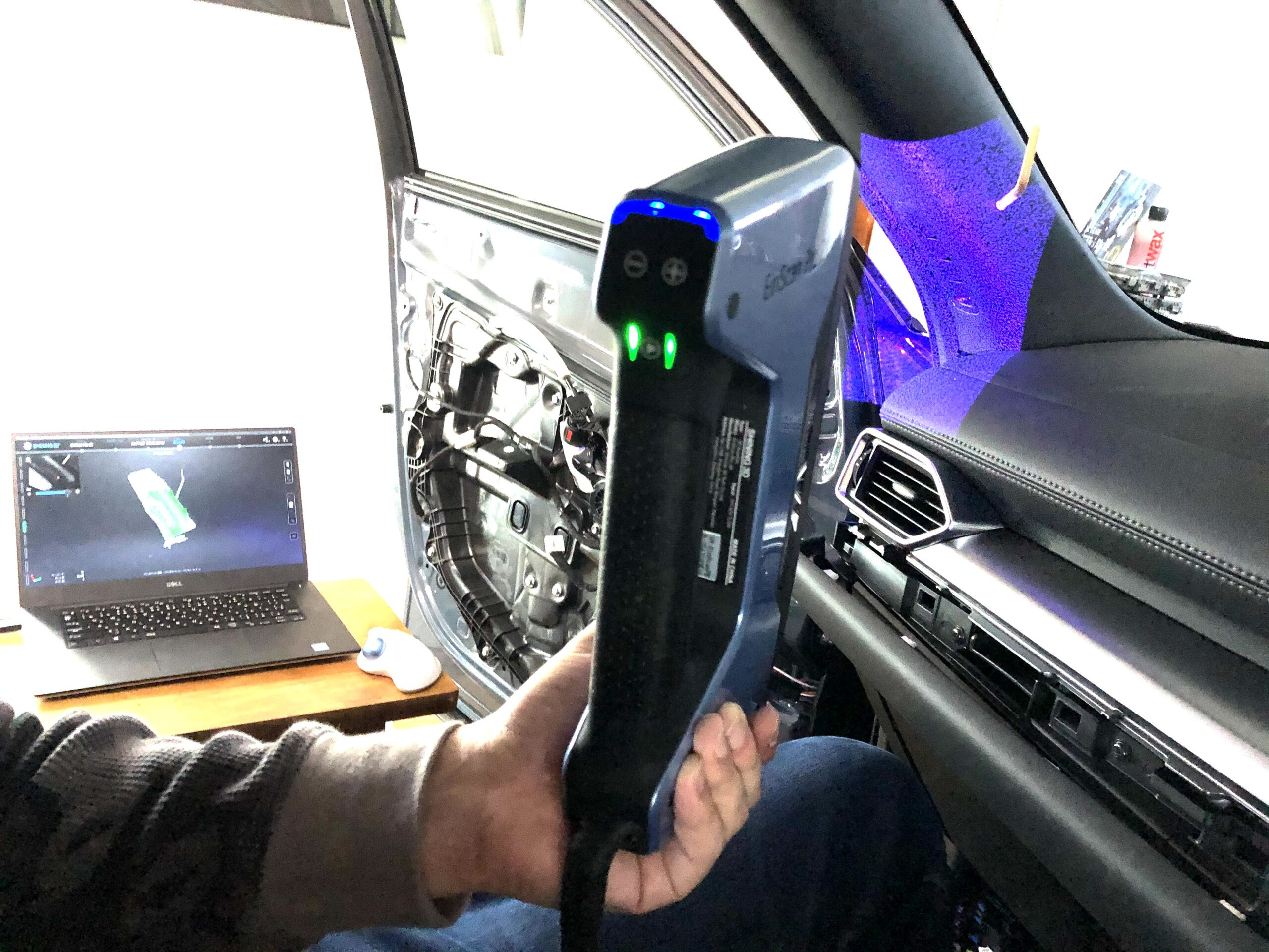 Shinin3D EinScan Pro2X