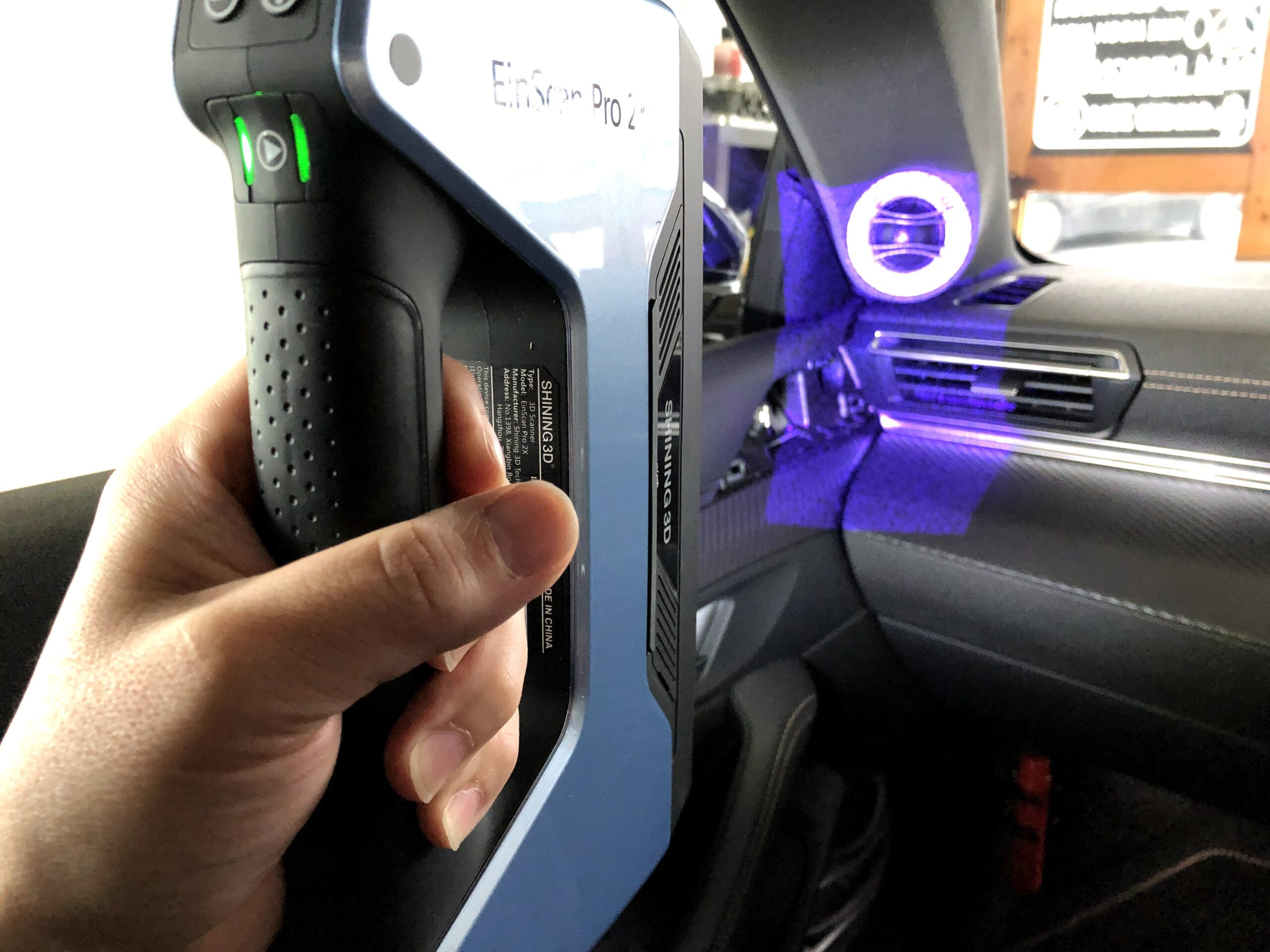 Shining3D EinScan Pro2X